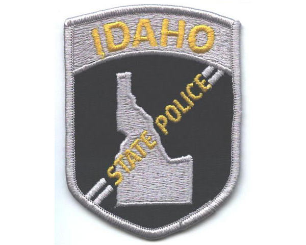 Idaho police patch